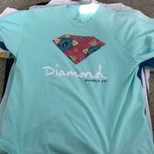 Other - Diamond supply Co T shirt size XL